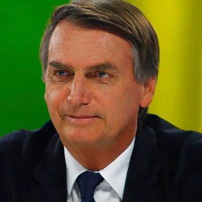 Foto: twitter oficial de Jair Bolsonaro