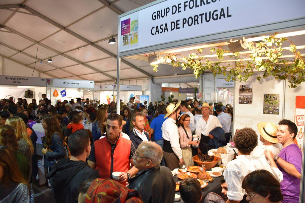 Portugalidade vai marcar presença na maior feira comercial de Andorra