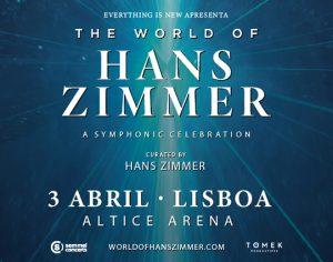 Concerto Hans Zimmer @ Altice Arena