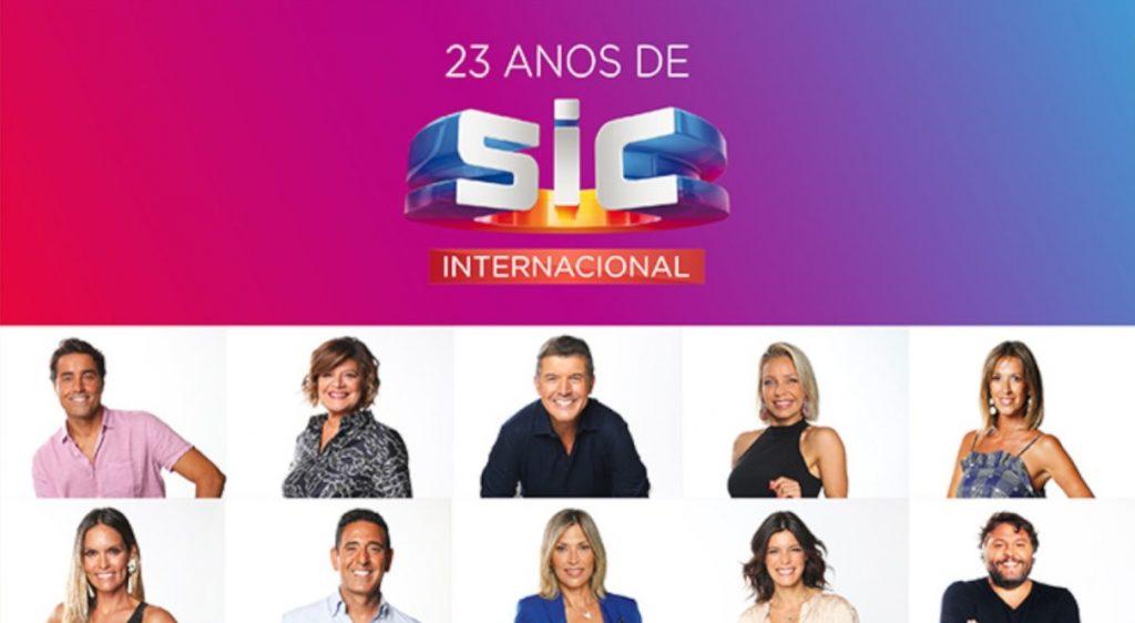 SIC Internacional celebra 23 anos