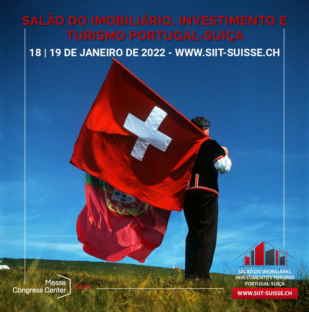 O maior centro de congressos da Suíça vai acolher o Salão do Imobiliário, Investimento e Turismo Português na Suíça